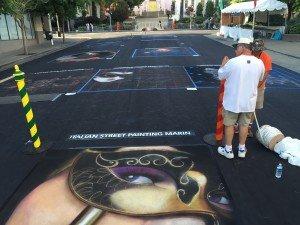 San Rafael Street Art Festival