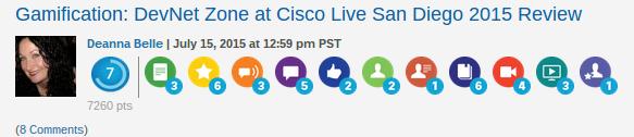 CISCO Blog profile