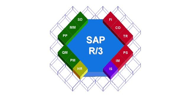 SAP R/3 Modules [Raute]