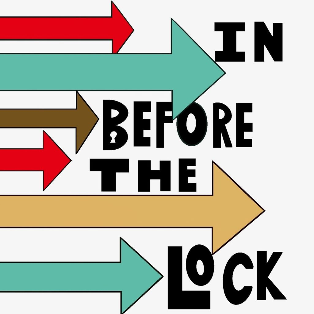 In Before the Lock Logo